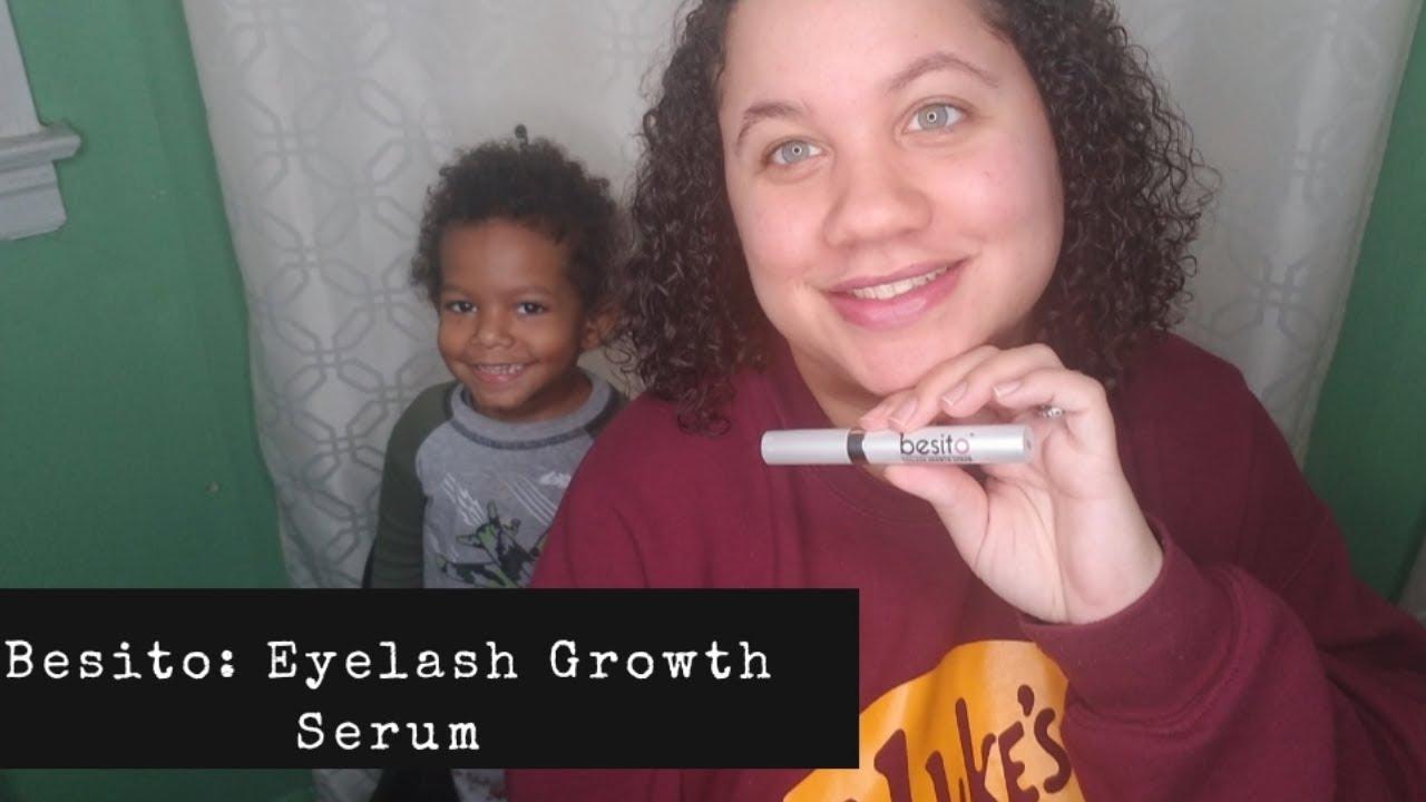 eb62351789d IT REALLY WORKS / Eyelash and Eyebrow Growth Serum / Besito - YouTube