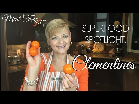 Superfood Spotlight: Clementines