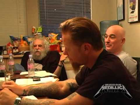 Mission Metallica: Fly on the Wall Platinum Clip (July 30, 2008) Thumbnail image