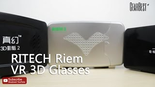 RITECH Riem III VR 3D Glasses & comparison reivew - Gearbest.com(Product link : RITECH Riem III VR 3D Glasses - http://goo.gl/NsLgRf (Discount Price: ??? → http://gbe.st/HQF6pX) RITECH Virtual Reality 3D Glasses Ⅱ ..., 2015-12-09T09:08:34.000Z)
