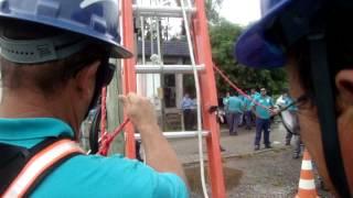 Treinamento NR 35 ARM - Amarração escada