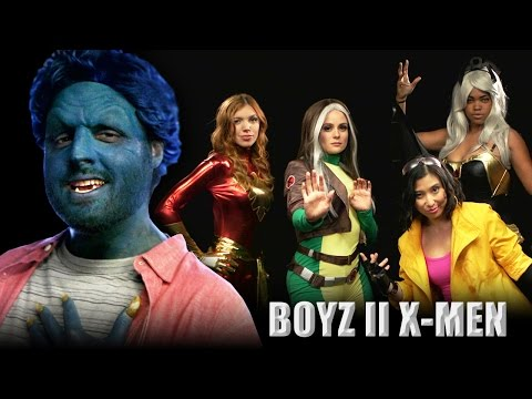 X-MEN LOVE SONG (Boyz II Men Parody)