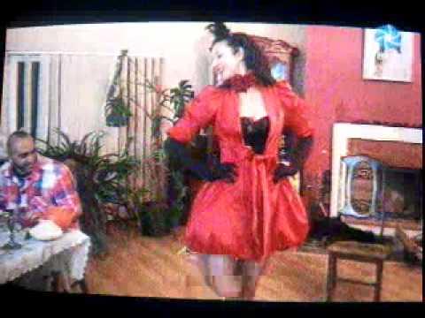 Eglija Fergie pateikia desertą ir savo šokį laidoje