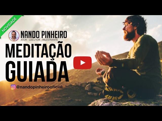 MEDITAÇÃO GUIADA PARA ACALMAR A MENTE E RELAXAR -  MEDITAR PARTE 6
