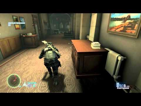 Splinter Cell Blacklist   Swiss Embassy    Ghost Perfectionist Solo Part 19