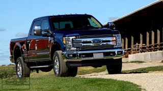 2017 Ford Super Duty: First Look