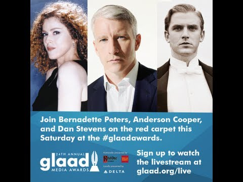 Watch the Red Carpet Live at the GLAAD Media Awards in New York #glaadawaards