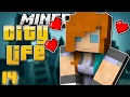 Minecraft: VALENTINES DATE! - City Life #14 (Minecraft Roleplay)