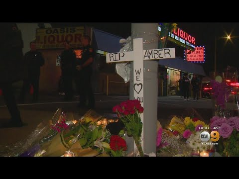 Deputy Killed After Helping Couple Cross Valley Village Road Remembered