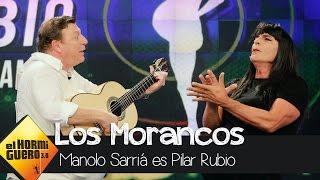 Manolo Sarriá sustituye a una Pilar Rubio embarazada en El Hormiguero 3.0