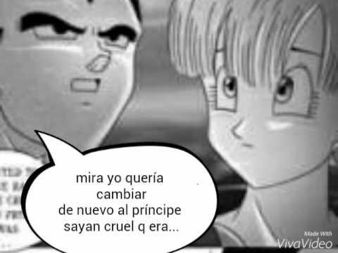 Vegeta y Bulma ♥ (especial a mis suscriptores) ♥