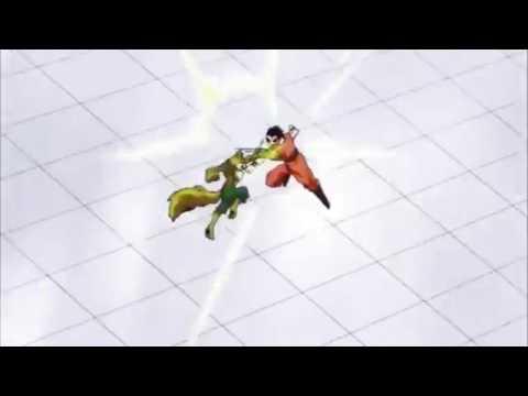 Gohan Vs Lavender | Dragon Ball Super