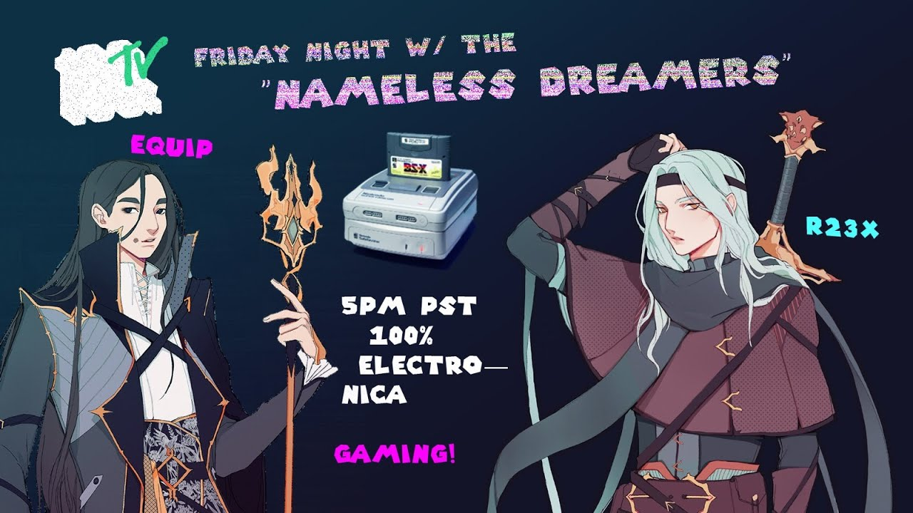 Nameless Dreamers Play Radical Dreamers