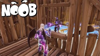 Noob Scammer Gets Scammed For Whole Inventory! (Scammer Gets Scammed) In Fortnite Save The World