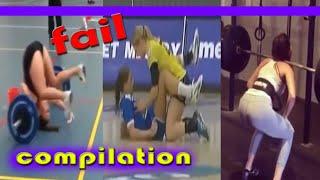 Video Kompilasi Olahraga Kocak | Female Fails | Funny | Sexy Sport