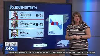 """Spectrum News Raleigh Reports: """"Big Victory"""" In NC W/ Fmr Blue County Going Red After Trump Rally"""