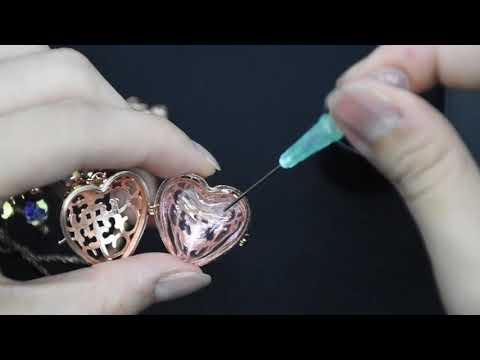 Secret Flora Aromatherapy Necklace Diffuser