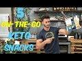 5 Keto Snacks for Busy People: Ketogenic Diet (Grab n' Go)- Thomas DeLauer