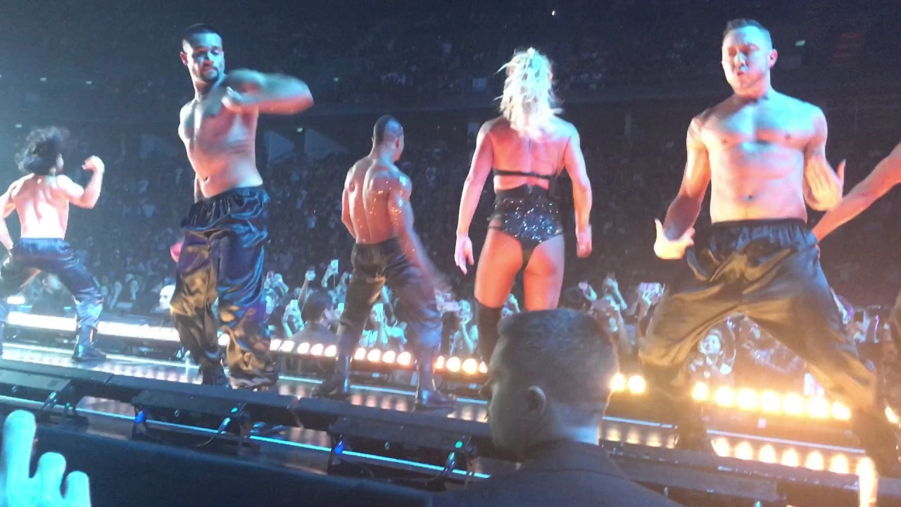 Spears thong Britney