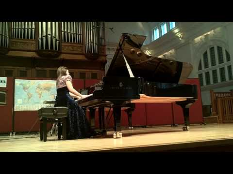 Lara Melda Debussy Prelude No 5 'Les collines d'Anacapri'