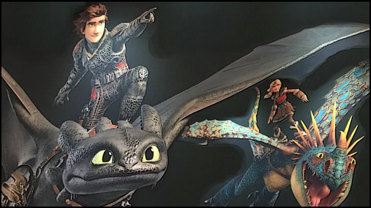 How to train your dragon 3 character designs revealed youtube how to train your dragon 3 character designs revealed ccuart Image collections