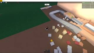 Roblox   Lumber Tycoon 2   #06 construction of the warehouse for unused timber