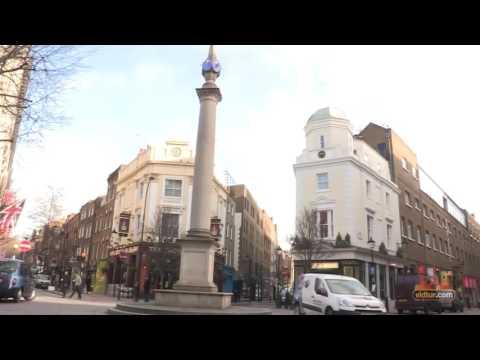 Explore Seven Dials London Video Travel Guide by Vidtur.com