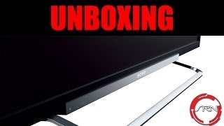 Sony 70-inch Bravia KDL-70R550A Unboxing