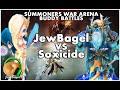 SUMMONERS WAR : Arena Buddy Battles Vs Soxicide - Light Oracle & Water Sea Emperor