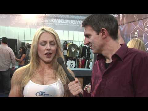 IFBB British Grand Prix and Fitness Expo 2011
