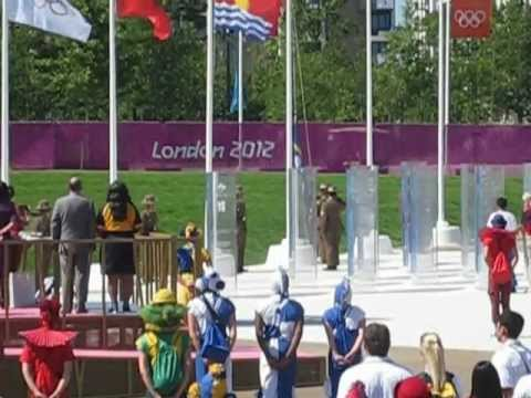 South African Olympic Team Welcoming Ceremony