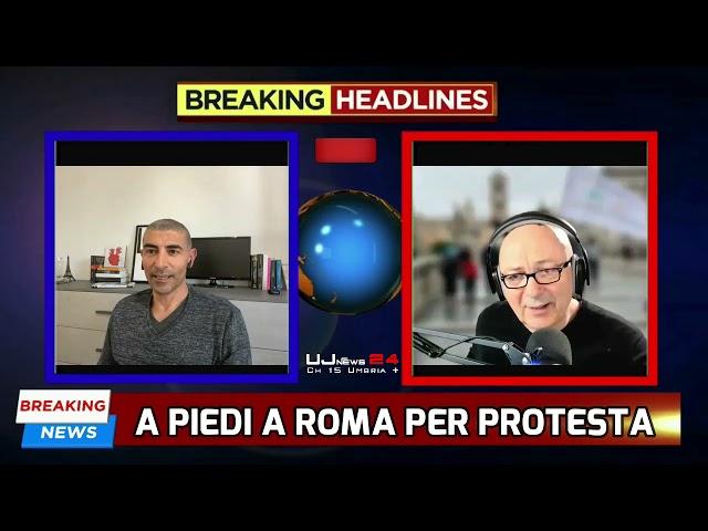 Tg Umbria+Teleterni del 3 maggio 2021