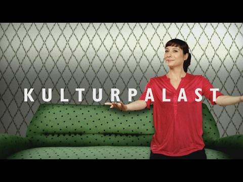 Kulturpalast zum Thema: KÖRPER. Zu Gast: Sasha Waltz. 29. Oktober 2017
