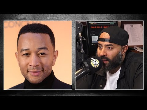 John Legend Addresses Kanye West & Leaked Texts On Ebro in the Morning