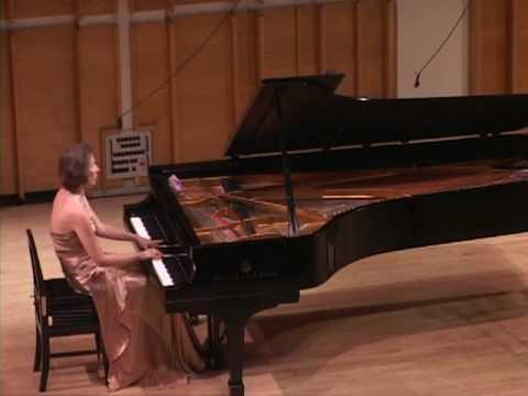 Prokofiev Piano Sonata No. 1, Op. 1