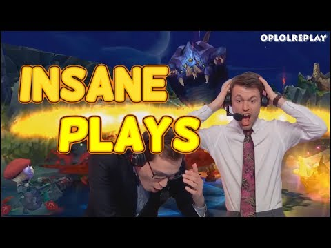 Top 10 Insane Plays/Moments