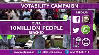 VOTABILITY CAMPAIGN - CCEDU