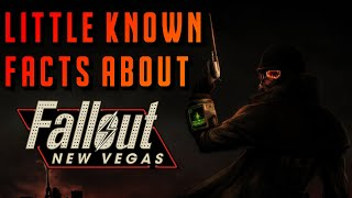 Little-Known Facts About Fallout: New Vegas