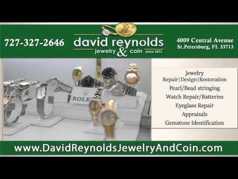 David Reynolds Jewelry & Coin