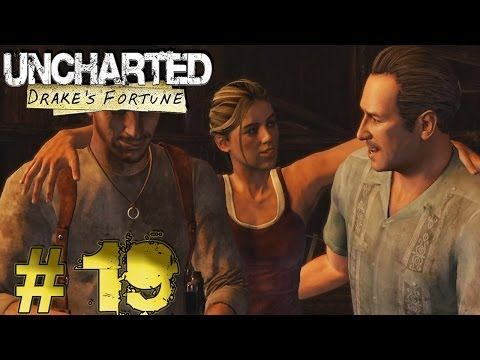 Uncharted - Drakes Schicksal #19 Auferstanden von den Toten [Blind] - Uncharted Let's Play