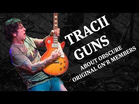 Tracii Guns Remembers Original Guns N' Roses Members