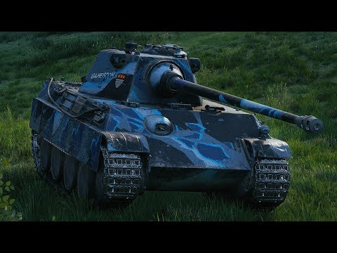 World of Tanks Panther - 9 Kills 5,9K Damage thumbnail