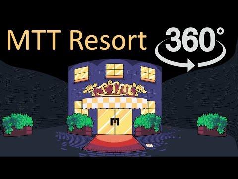 MTT Resort 360: Undertale 360 Project