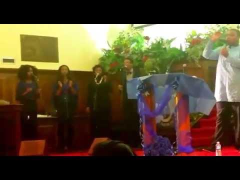 Darren Evans-Henry at Divine Praise 2015