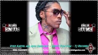 Vybz Kartel aka Addi Innocent - Happy Pum Pum - April 2014