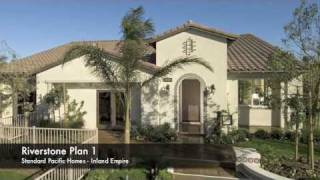 Riverstone by Standard Pacific Homes - New Homes Corona, California