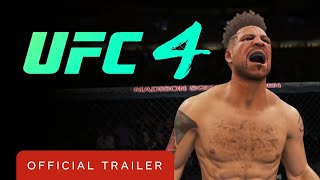 UFC 4 - Official Career Mode Trailer