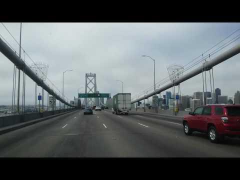 Oakland to SF bay bridge