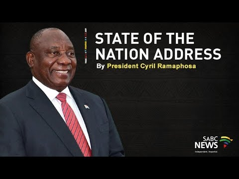 President Ramaphosa replies to SONA debate