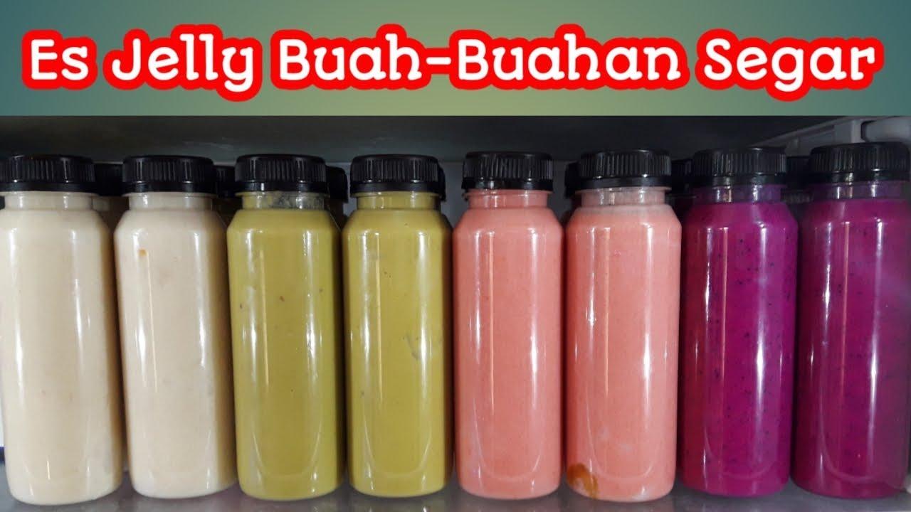 Es Jelly Buah Segar Ide Jualan Minuman di Bulan Puasa | Ide Usaha di Rumah